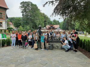 Wakacje z MOK-iem 2021 – Wycieczki (Krynica-Zdrój)